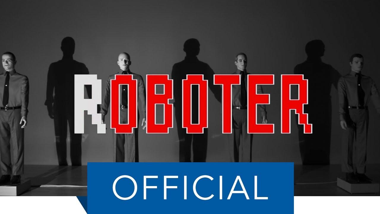 Kraftwerk – Die Roboter