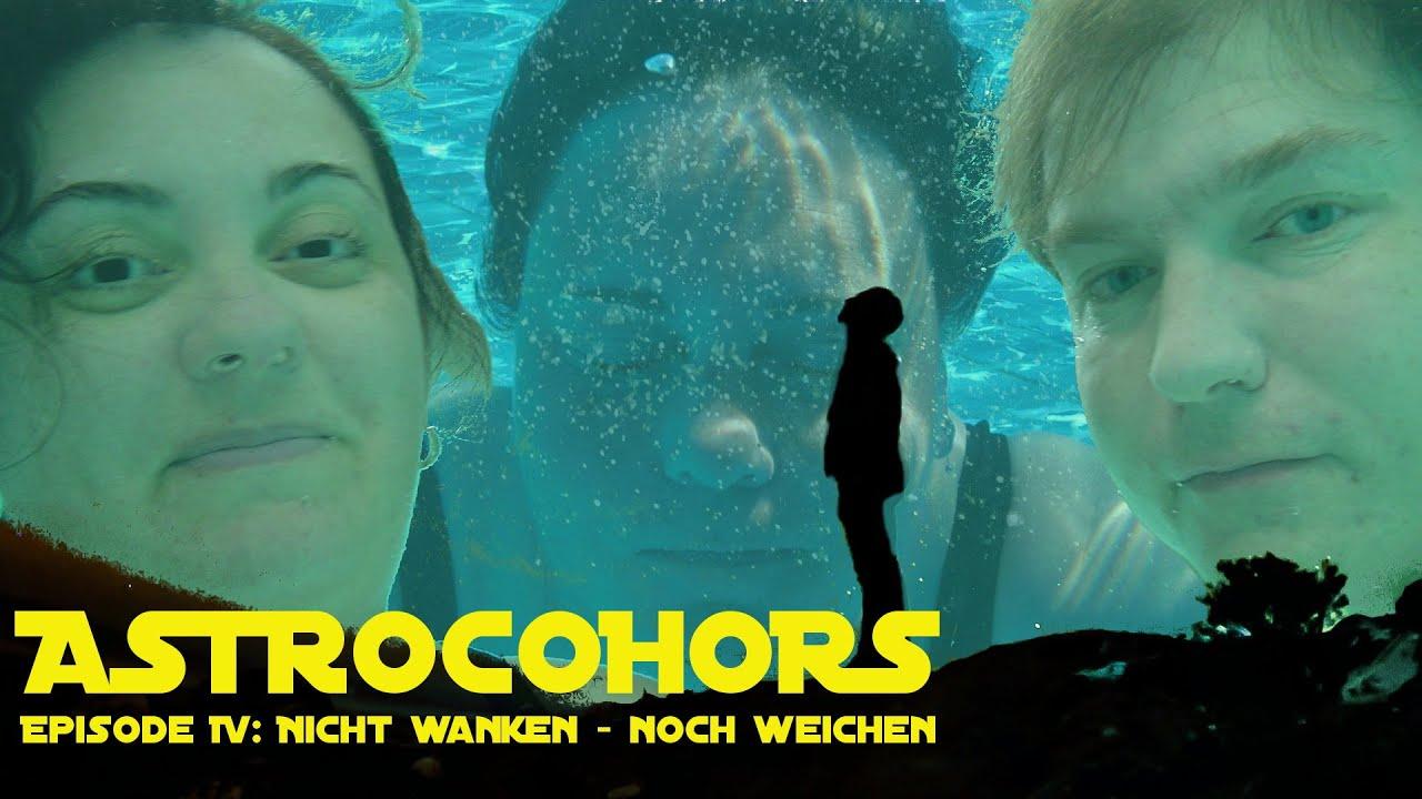 ASTROCOHORS Episode IV: Nicht wanken – noch weichen